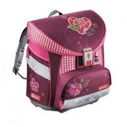 66ac7c295cfa4 HAMA SBS tornister plecak LIGHT Tweedy Hearts