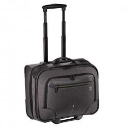HAMA torba na laptopa na kółkach FRANKFURT 15,6 szara