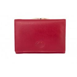 EL FORREST portfel damski 870 skóra mały z biglem