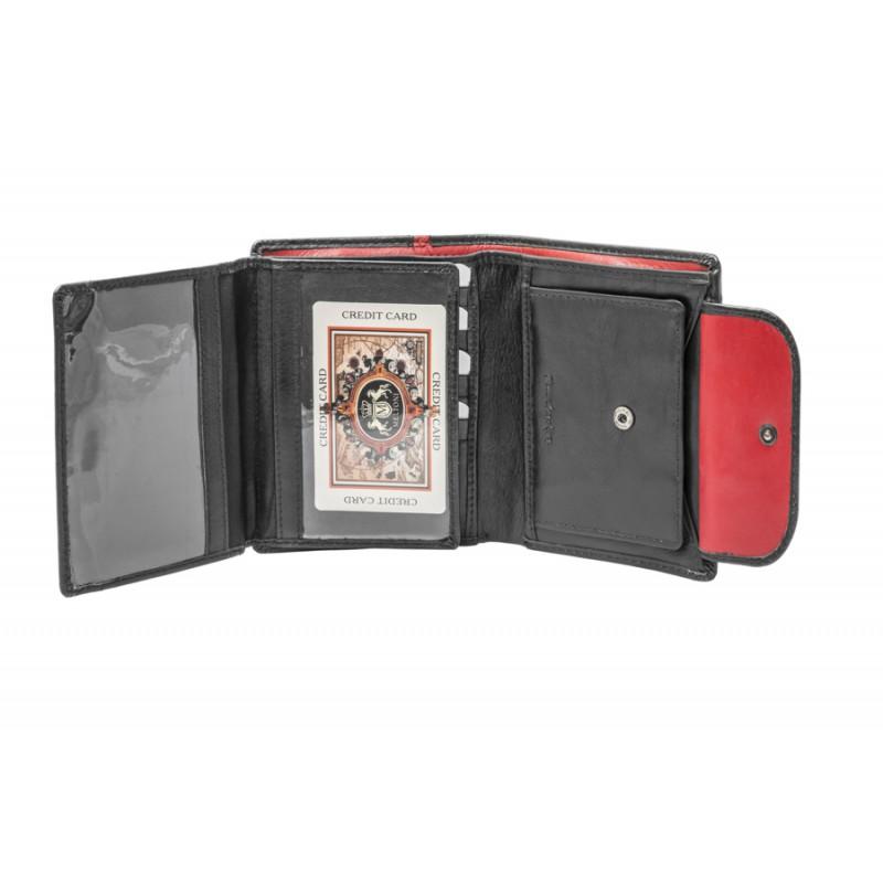 b2e846fc3ac22 MELTONI portfel męski skóra pudełko na prezent - Sklep Travelbag4U